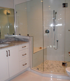 Glass Shower Door 2 of 3
