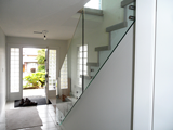 Glass Stair Railing 2